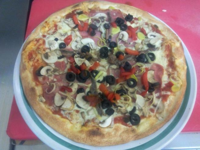 Como hacer una autentica pizza italiana
